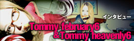 Tommy february6,Tommy heavenly6