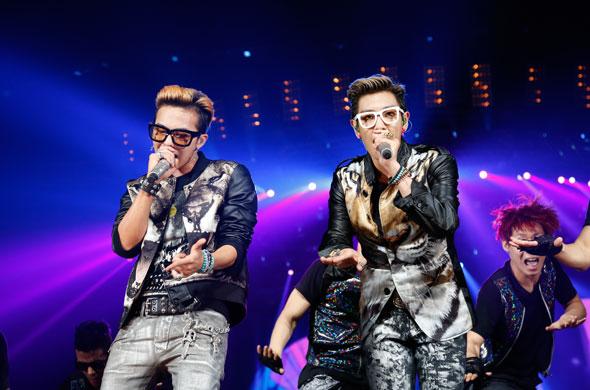BIGBANG ALIVE TOUR 2012 IN JAPAN、さいたまスーパーアリーナでファイナル!