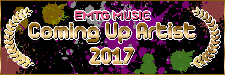 "EMTG MUSIC ""Coming Up Artist 2017"""