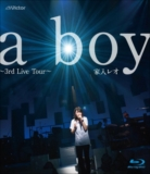 a boy~3rd Live Tour~【Blu-ray】