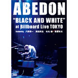 "[DVD]""BLACK AND WHITE"" at Billboard Live TOKYO featuring ハ熊慎一 奥田民生 木内健 斎藤有太"