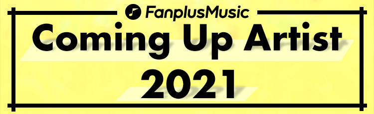 "Fanplus Music""Coming Up Artist 2021"""